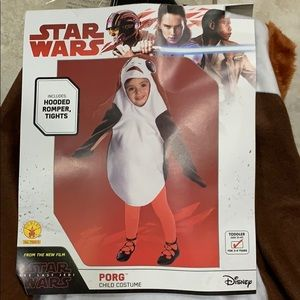 New Star Wars Porg Halloween Costume 3/4